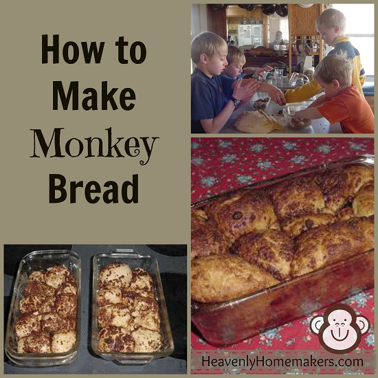 Monkey Bread Tutorial 2