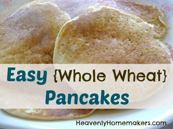 ... pancakes also freeze well. Frozen pancakes reheat great in the toaster