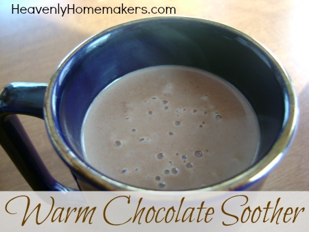 Warm Chocolate Soother