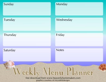 menuplanner4web