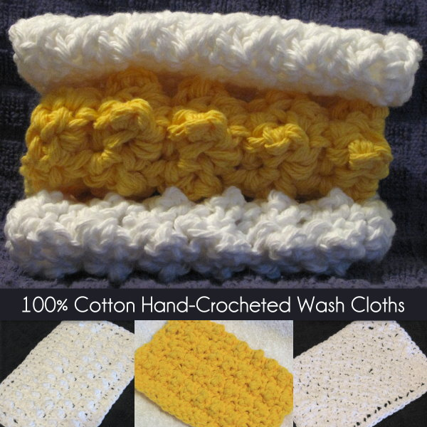 Crochet Lady | Hand made Crochet Items
