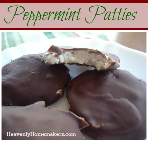 Peppermint Patties 2