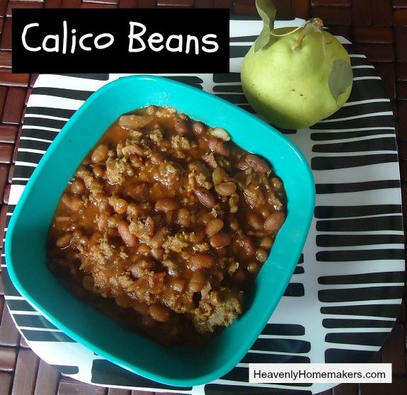 Calico Bean Casserole Recipe — Dishmaps