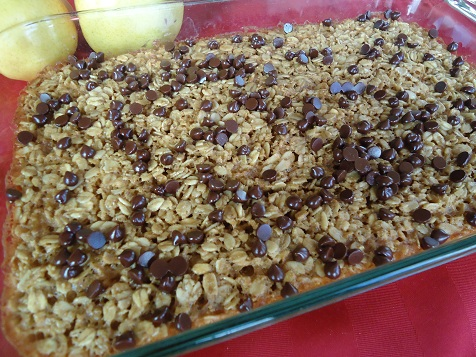 ... almonds baked oatmeal baked oatmeal ii baked pumpkin pie oatmeal