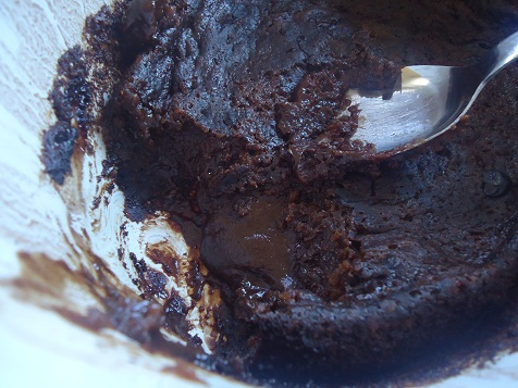 Real Food Makeover Crock Pot Chocolate Peanut Butter Pudding Cake