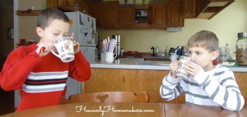 hot chocolate mix 1
