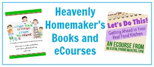 Heavenly Homemakers Books and eCourses