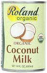 roland organic coconut milk