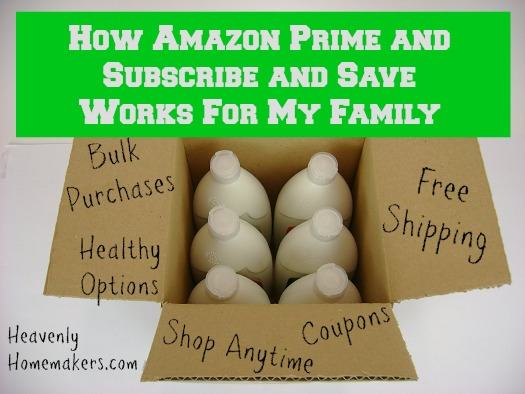How Amazon Prime Works For My Family