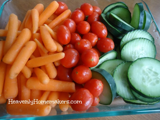 Fruits and Veggies On the Go 2