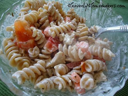 pasta salad bar 3