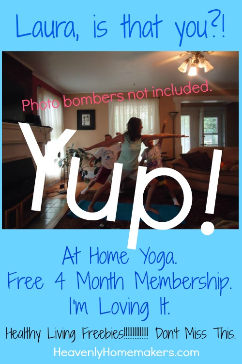 Free Yoga Membership