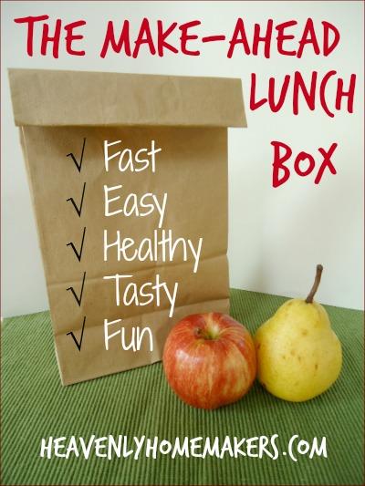 The Make-Ahead Lunch Box