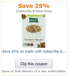 kashi coupon august