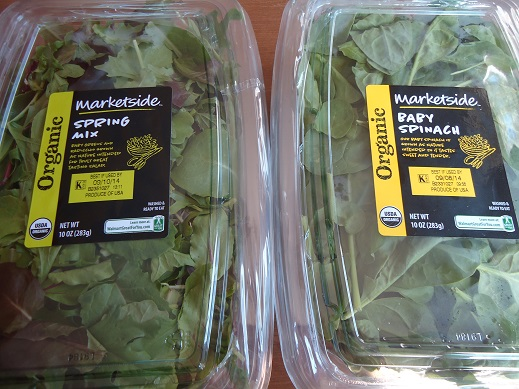 easiest salad ever