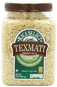 texmati brown rice