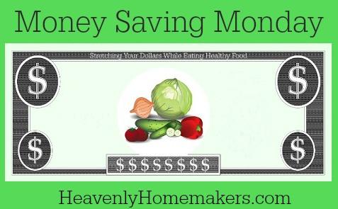 Money Saving Monday Banner