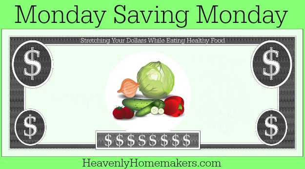 Money Saving Monday large
