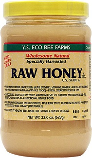 Vitacost Raw Honey2