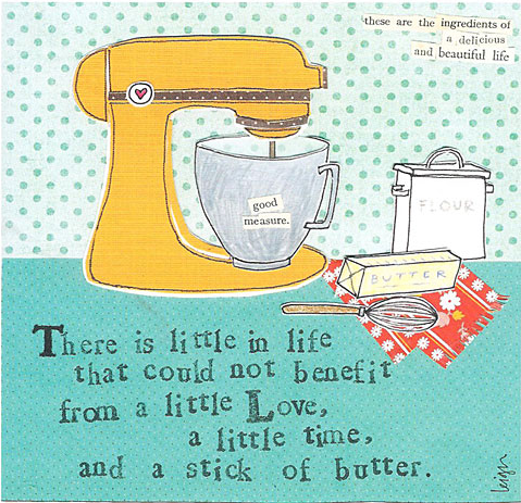 love and butter