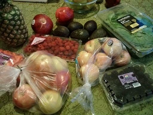 groceries dec 10