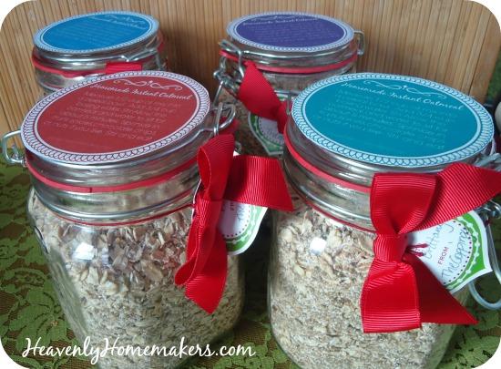 oatmeal gift