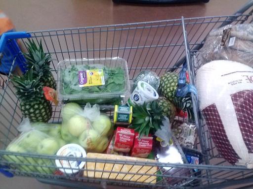 groceries jan 5