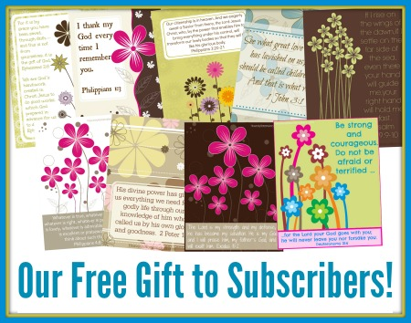 Free Gift to Subscribers