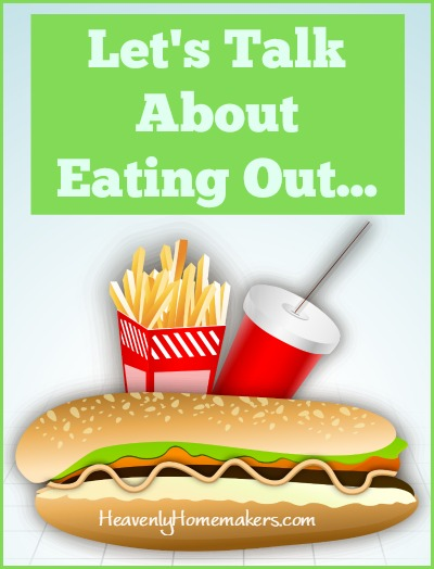 Let's Talk About Eating Out