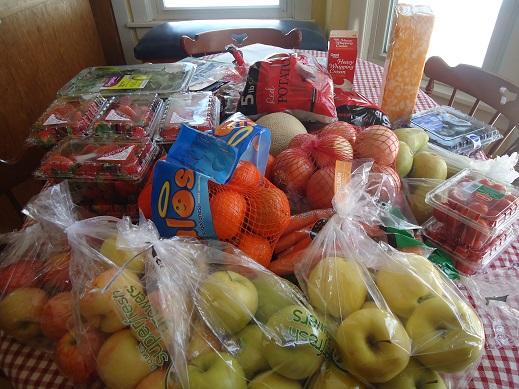 feb 5 groceries