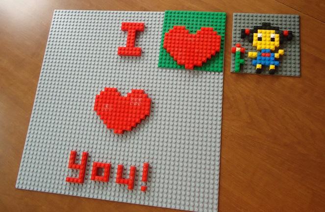 lego message