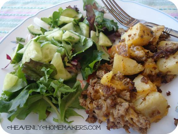taco potato skillet 3