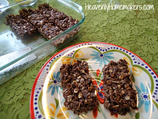 almond butter fudge bars 1