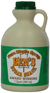 bens sugar shack