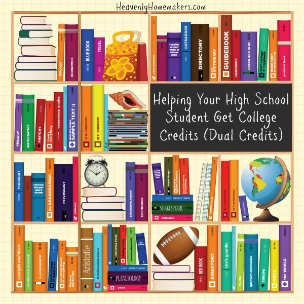 What is so good about getting college credits in HS????