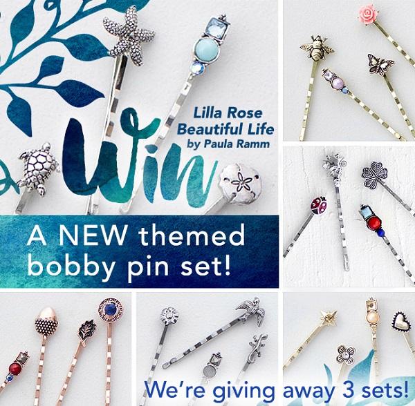 Lilla Rose Bobby Pin Giveaway