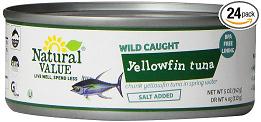 natural value tuna