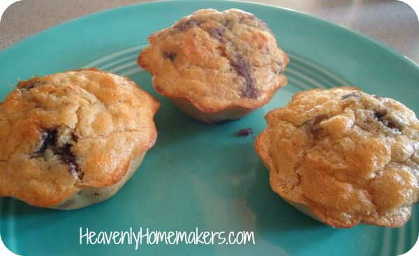 Easy pancake muffins great for the freezer heavenly homemakers easy pancake muffins ccuart Image collections