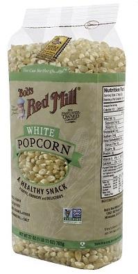 bob red mill popcorn