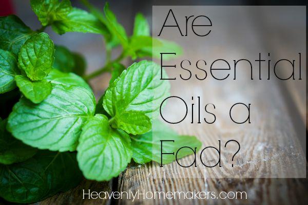 Essential Oils - Fad