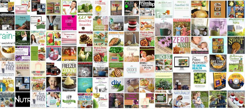 Healthy Living Bundle 2015