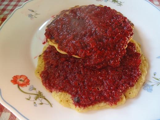 raspberry syrup1