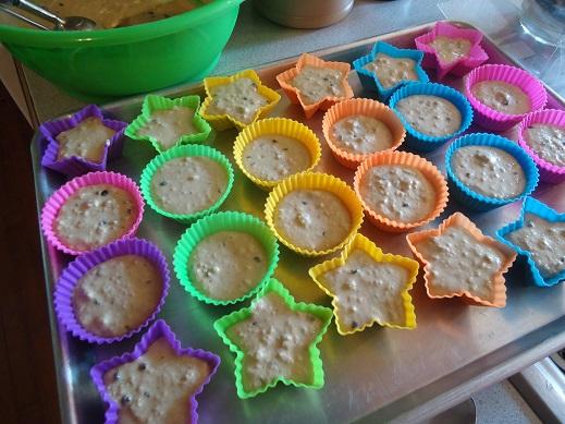 silicone muffins 1