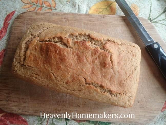 Whole Wheat No-Knead Bread