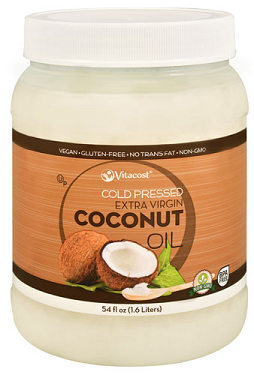 vitacost coconut oil 54