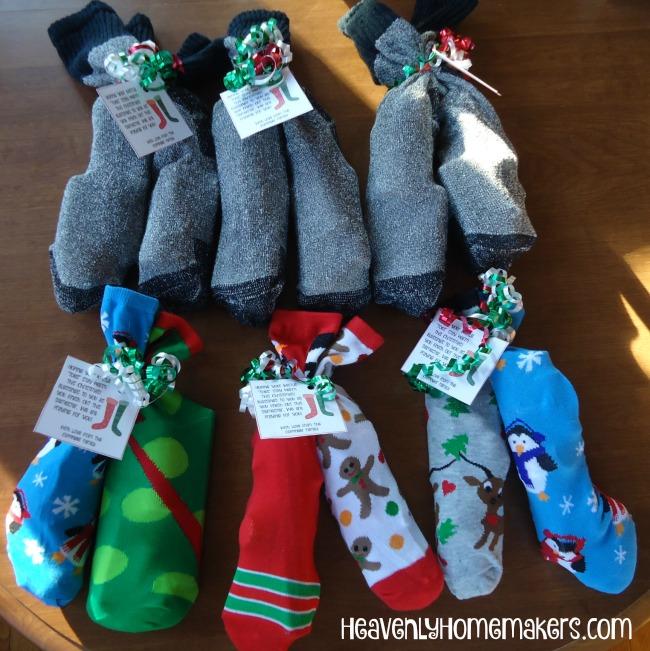 Christmas Sock Gifts