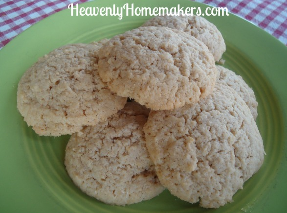 Easy Low Sugar Key Lime Melt-Away Cookies | Heavenly ...