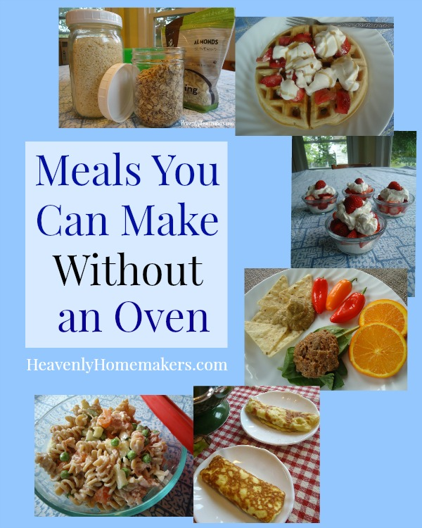 Meals You Can Make Without an Oven