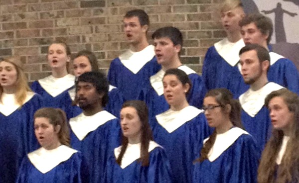 asa in choir 2016