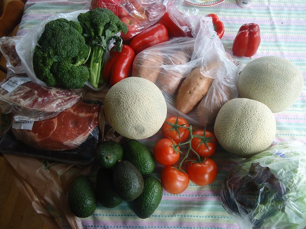 groceries 411